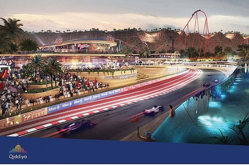 حلبة القدية في السعودية ستكون جاهزة لاستضافة سباق فورمولا واحد بدءًا من 2023