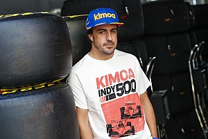 Alonso probará en Texas el nuevo paquete aerodinámico de IndyCar