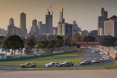 Supercars waiting on 2021 Australian Grand Prix plan
