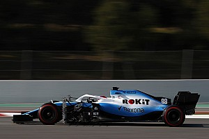 Kubica admite que Williams está probando un monoplaza