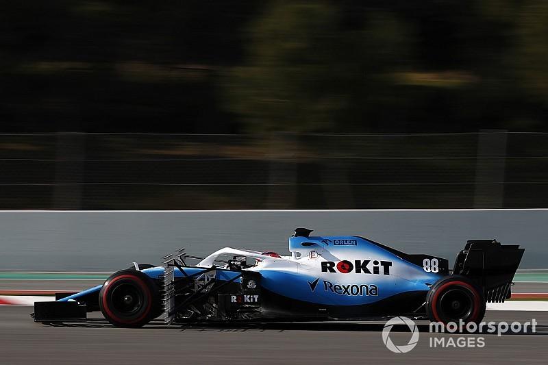 Kubica: Piste çıkabilmek için Williams FW42'de ödün verdik