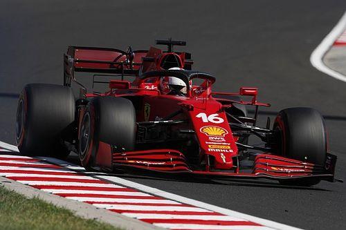 """Leclerc: """"Yarış tempomuz güçlü görünüyor"""""""
