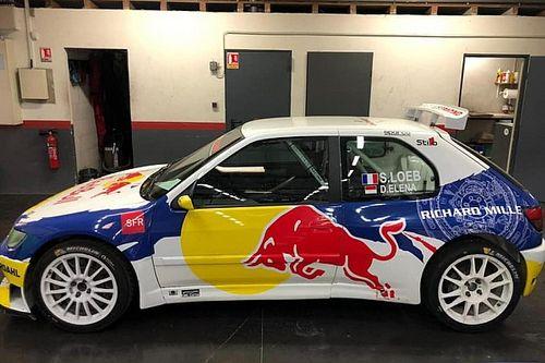 Loeb i Delecour w 306 Maxi