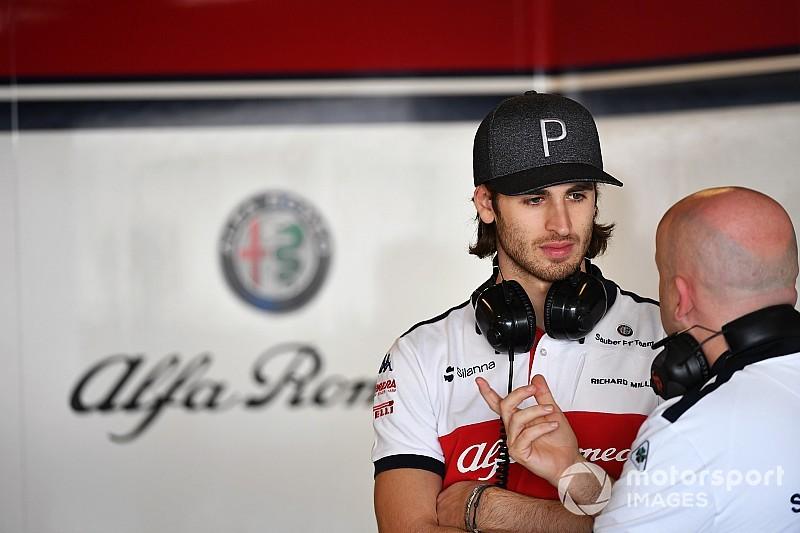 Giovinazzi: foco é fazer meu melhor, não imitar Leclerc