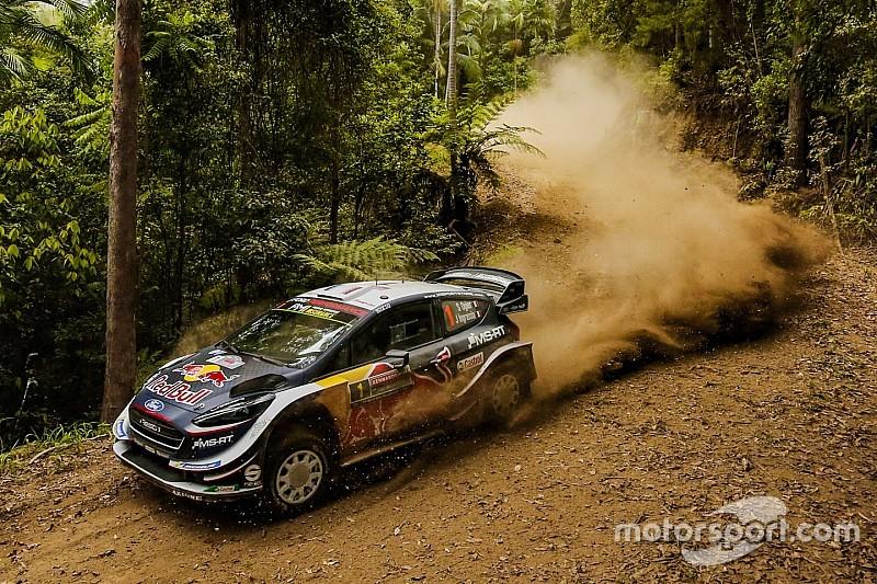 Австралійська «пустеля» розчарувала команди WRC