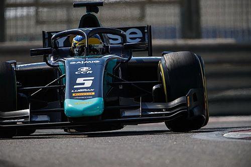 Sette Camara joins DAMS for third F2 season