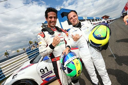 Di Grassi x Massa: batalha de F1 nas últimas voltas da Porsche Cup agita Goiânia
