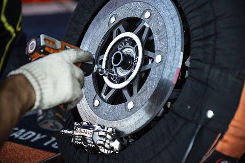 Brembo se enfoca en un disco de freno más grande para MotoGP