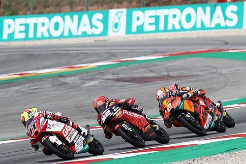 Sergio García remonta y gana en Moto3