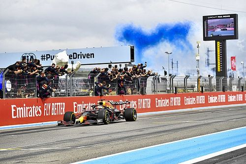 Red Bull: France win disproves rear wing and tyre 'accusations'