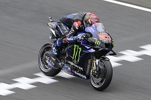MotoGP: Quartararo aparece no fim e conquista pole position em casa