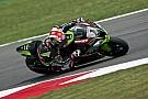 Kawasaki: tante le novità provate da Rea e Sykes nei test di Misano