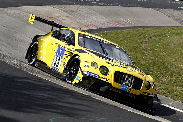 Endurance Breaking news Bentley to enter third car in Nurburgring 24 Hours