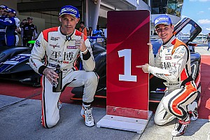 Asian Le Mans Race report Asian Le Mans Round 2: First win for the PRT Racing Ginetta LMP3