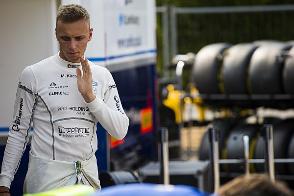Kirchhofer set to leave single-seaters for GTs in 2017