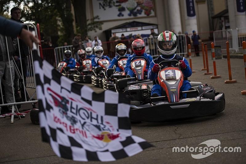 Red Bull Kart Fight: чемпіона України визначено