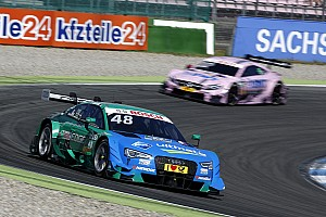 DTM Breaking news Mortara: DTM drivers will