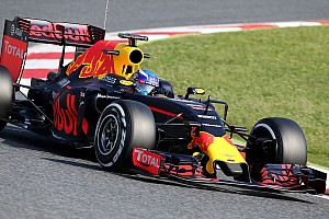 Formula 1 Testing report Barcelona F1 test: Verstappen keeps Red Bull on top