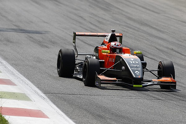 Formula Renault Spa Eurocup: De Sadeleer takes maiden win after Defourny's jump start