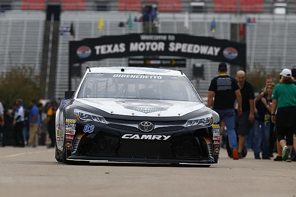 Jeffrey Earnhardt to sub for DiBenedetto in Sunday's Cup race