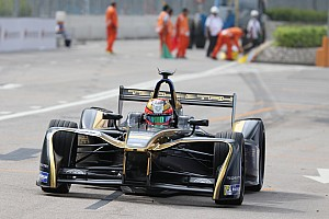 Formula E Practice report Hong Kong ePrix: Vergne tops interrupted final practice