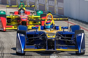Formula E Race report Renault e.dams gets championship lift with Berlin victory