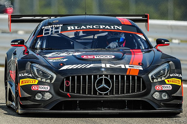 Silverstone BEC: HTP Mercedes wins amid safety car debacle
