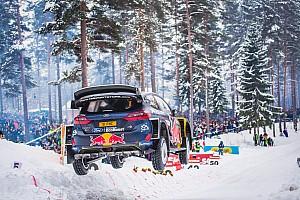 WRC Noticias Los equipos quieren recuperar la clasificación para el orden de salida