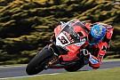 WSBK Ducati, Melandri soddisfatto a metà: