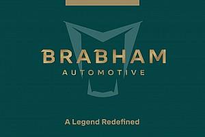 General Breaking news Brabham teases road car venture