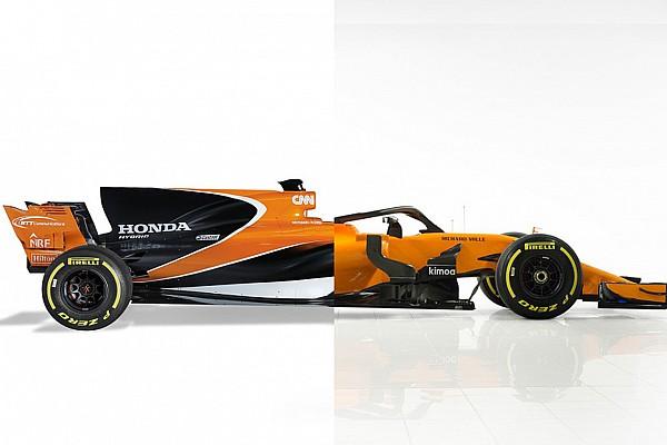 Formule 1 Analyse La comparaison des McLaren-Honda MCL32 et McLaren-Renault MCL33