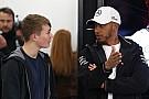 Lewis Hamilton: Billy Monger erinnert mich an Alex Zanardi