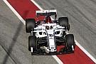 Formula 1 Fotogallery: l'Alfa Romeo Sauber C37 è già in pista!