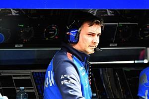 James Key, McLaren'da çalışmaya başladı