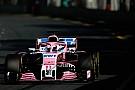 Perez: Force India beklenenden çok daha kötü