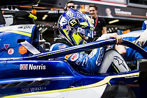 Lando Norris stripped of Monaco F2 sprint race runner-up spot
