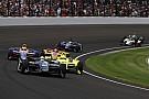 IndyCar Examen de passage mitigé pour la nouvelle monoplace à Indy