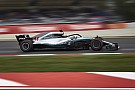 Mercedes bantah desak Pirelli ubah spek ban F1