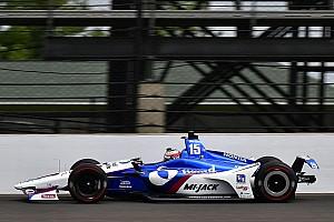 IndyCar Prove libere Indy 500, Day 3: Rahal al top, Hildebrand finisce a muro