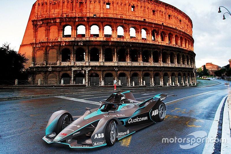 Yeni Formula E araçlarının hızı 300 km/s'i bulacak