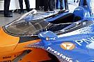 IndyCar La IndyCar probará por segunda vez su parabrisas
