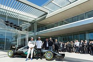Formula 1 Ultime notizie Inaugurato il nuovo Centro Ricerche Petronas con Hamilton e Bottas