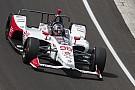 IndyCar Marco Andretti termine Fast Friday en tête