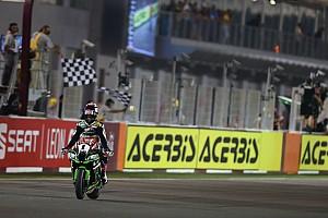 WSBK Résumé de course Course 1 - Rien ne résiste à Rea cette saison, pas même le Qatar!