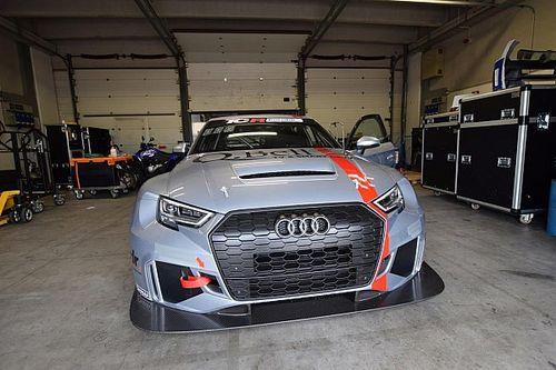 Basso e Figueiredo primi brasiliani a provare un'Audi RS 3 LMS TCR
