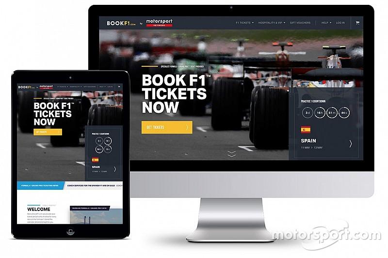 Motorsport Network masuk pasar tiket global dengan akuisisi BookF1.com