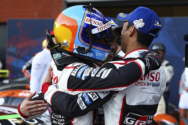 """Alonso: WEC debut win """"fantastic"""" way to end victory drought"""