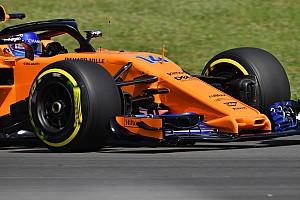Formule 1 Analyse Le nouveau package aéro de McLaren décrypté