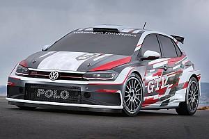 Volkswagen: presentata a Maiorca la Polo GTI R5 per il WRC2