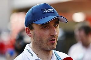 Formel 1 News Williams-Renncockpit für Robert Kubica?